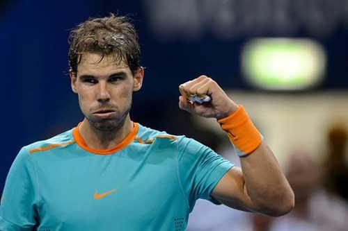 Nadal – Herbert: Chiến thắng thần tốc (V2 Basel Open) - 1