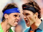 Nadal chưa bao giờ coi Federer là bạn