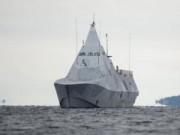 """Thụy Điển lại phát hiện thêm dấu vết """"tàu ngầm lạ"""""""