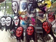 Thị trường Halloween: Hàng Trung Quốc áp đảo