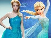 """""""Công chúa Disney"""" lộng lẫy lên sàn diễn Thượng Hải"""