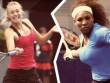 Sharapova, Serena không còn đường lui (WTA Finals)