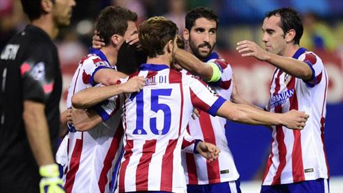 Atletico - Malmo: Hiệp 2 bùng nổ - 1