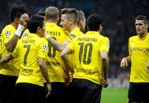 Galatasaray – Dortmund: Bộ mặt trái ngược - 1