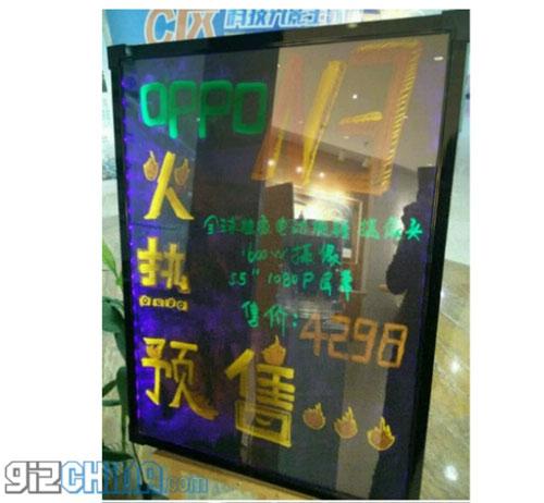 Oppo N3 có giá khoảng 700 USD - 2