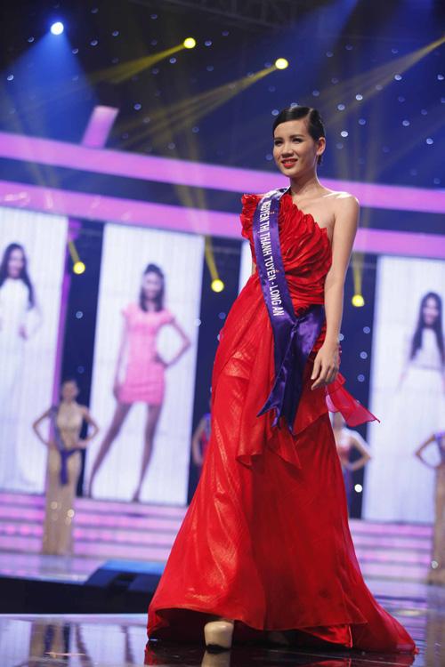 """""""Lò luyện hoa hậu"""" ra mắt 18 thí sinh tiềm năng - 11"""