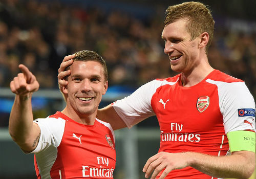 """Thắng """"canh bạc"""" Anderlecht, Arsenal tự tin tiến xa - 1"""