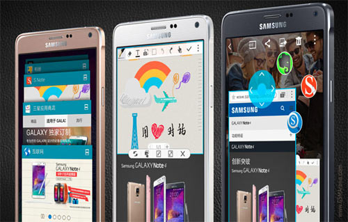 Ra mắt Samsung Galaxy Note 4 chạy hai SIM - 1