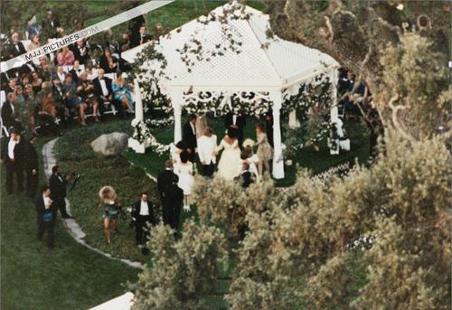 Ảnh chưa từng tiết lộ về lễ cưới lớn nhất lịch sử Hollywood - 10