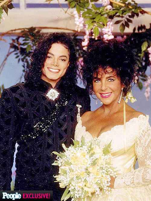 Ảnh chưa từng tiết lộ về lễ cưới lớn nhất lịch sử Hollywood - 2
