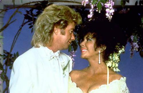 Ảnh chưa từng tiết lộ về lễ cưới lớn nhất lịch sử Hollywood - 1