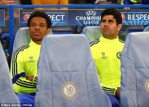 """Chelsea đau đầu hàng công trước """"đại chiến"""" MU - 1"""
