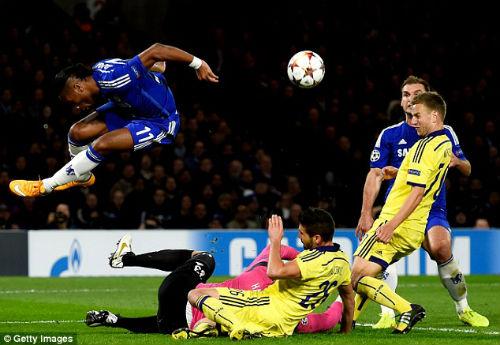 """Chelsea đau đầu hàng công trước """"đại chiến"""" MU - 2"""