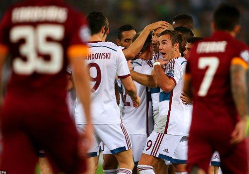 """Tiêu điểm Cúp C1: Ngất ngây """"bão"""" bàn thắng - 2"""
