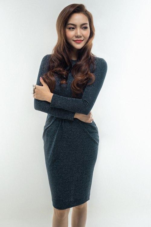 Ngọc Anh háo hức so tài với nhóm nhạc nữ Hàn Quốc - 7