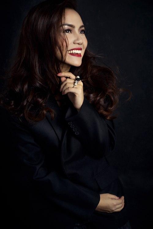 Ngọc Anh háo hức so tài với nhóm nhạc nữ Hàn Quốc - 5
