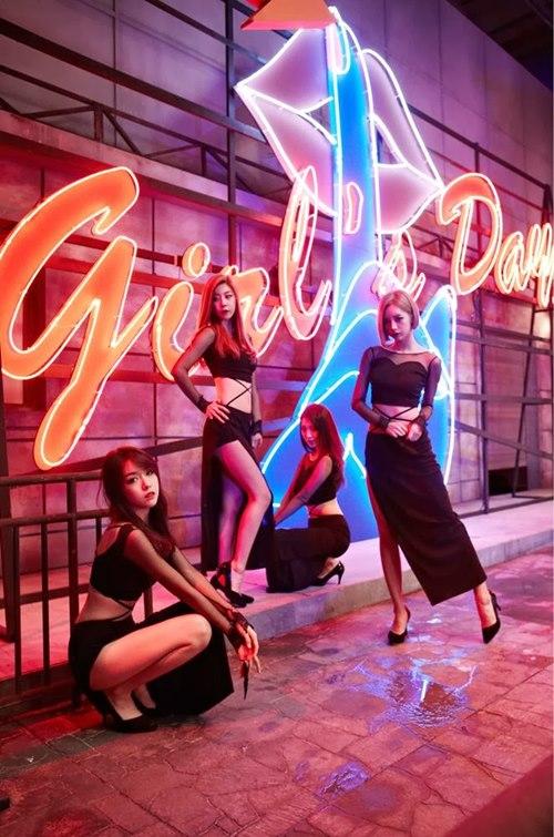 Ngọc Anh háo hức so tài với nhóm nhạc nữ Hàn Quốc - 8