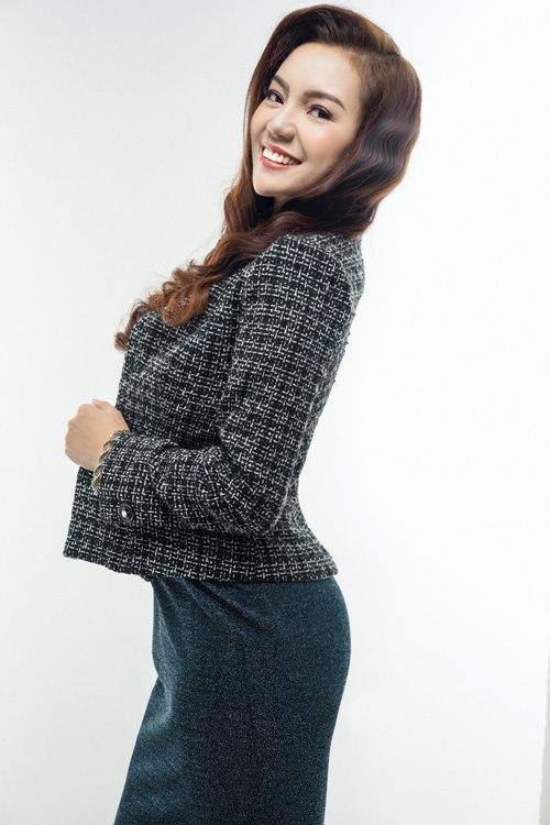 Ngọc Anh háo hức so tài với nhóm nhạc nữ Hàn Quốc - 6