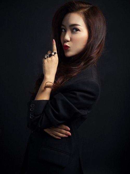 Ngọc Anh háo hức so tài với nhóm nhạc nữ Hàn Quốc - 4