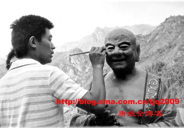"""Cuộc gặp bất ngờ của """"Tôn Ngộ Không và Phật Di Lặc"""" - 7"""
