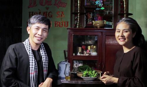 Vân Trang chèo đò rước... chàng về dinh - 9