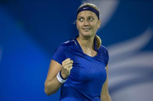 Sharapova - Kvitova: Sức mạnh vượt trội (WTA Finals) - 1