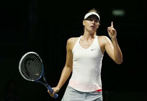 Sharapova - Kvitova: Sức mạnh vượt trội (WTA Finals) - 2