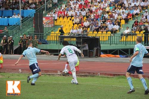 U19 HAGL - U21 Sydney: Sai lầm ở hàng thủ - 1
