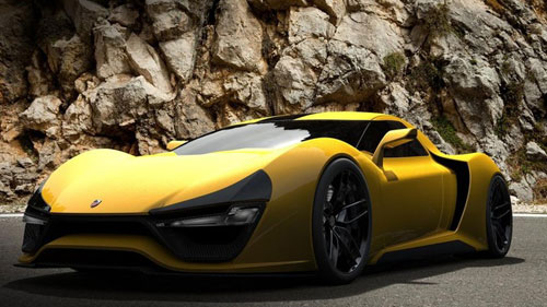 Siêu xe 2.000 mã lực của Mỹ đánh bại Bugatti Veyron - 1