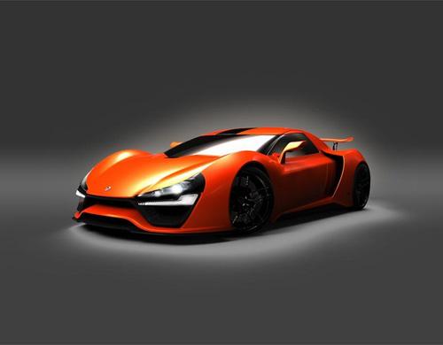Siêu xe 2.000 mã lực của Mỹ đánh bại Bugatti Veyron - 2