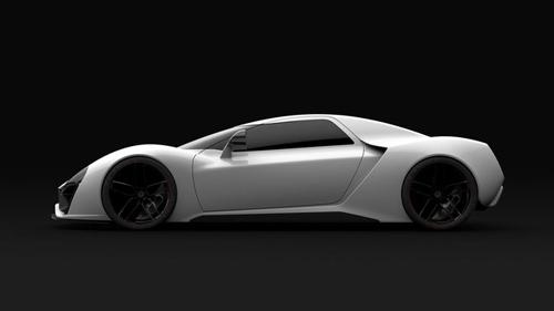 Siêu xe 2.000 mã lực của Mỹ đánh bại Bugatti Veyron - 3