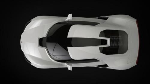 Siêu xe 2.000 mã lực của Mỹ đánh bại Bugatti Veyron - 5