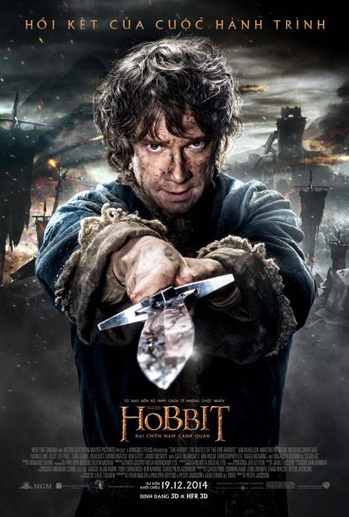 """The Hobbit """"ngốn"""" gần 1 tỷ đô la ngân sách - 1"""