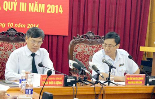 Ông Trần Văn Truyền bổ nhiệm cán bộ có khuyết điểm - 1