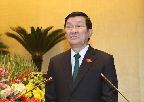Chủ tịch nước xin phê chuẩn Công ước chống tra tấn - 1
