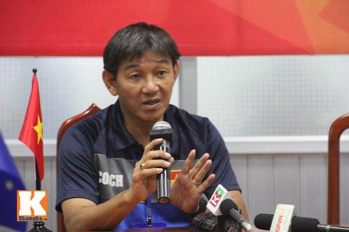 HLV U21 Việt Nam không hài lòng về cách chơi của quân nhà - 1