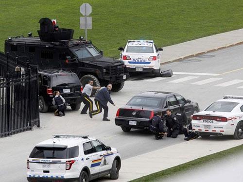 Thủ phạm vụ xả súng tại Canada có dấu hiệu tâm thần - 2