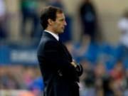 Juventus: Thay đổi hoặc bị loại ở Champions League
