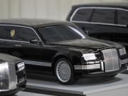 Siêu xe của Tổng thống Putin có động cơ V12