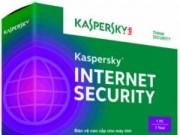 Kaspersky Internet Security 2015 trình làng