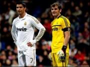 Tin HOT tối 23/10: Casillas nói Ronaldo hay hơn Messi