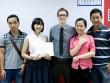 14 tỷ đồng dành cho quỹ học bổng phát triển tiếng Anh tài năng Việt