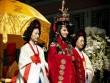 Chae Rim như hoàng hậu trong đám cưới lần 2