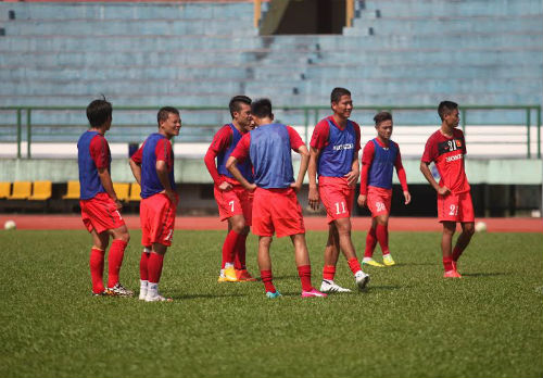 Đội tuyển Việt Nam: Chống chọi với thời tiết - 3