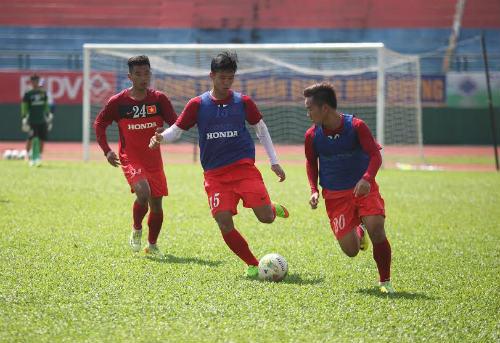 Đội tuyển Việt Nam: Chống chọi với thời tiết - 5