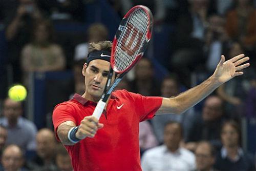 Federer - Istomin: Không thể tốc hành - 1