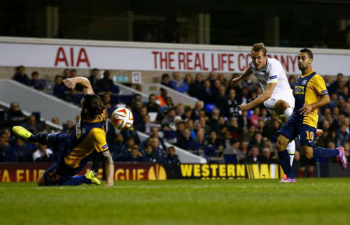 Tottenham - Asteras Tripolis: Mưa bàn thắng - 1