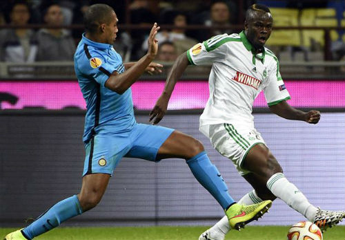 Inter - St. Etienne: Nỗ lực bất thành - 1