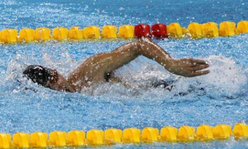 Asian Para Games II: Bơi tiếp tục lập kỳ tích - 1