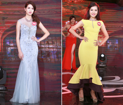 Top 20 thí sinh lọt vào chung kết Hoa hậu VN 2014 - 14